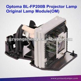 Oem bl-fp200b optoma lámpara del proyector con la vivienda