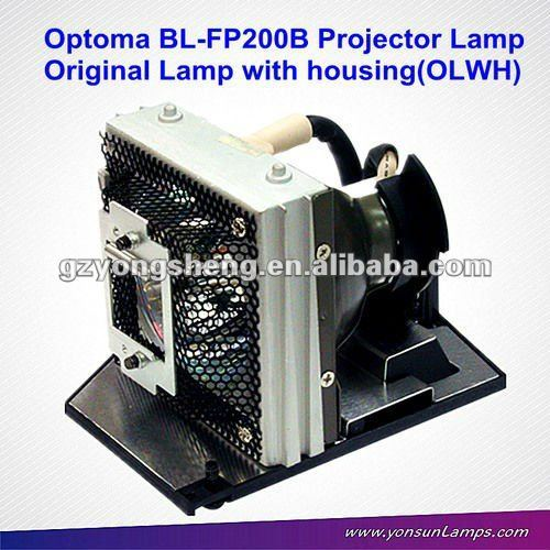 Oem optoma bl-fp200b projektorlampe mit gehäuse