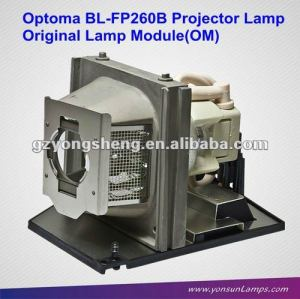 Optoma projektor lampe bl-fp260b für ep773/tx773 optoma projektor