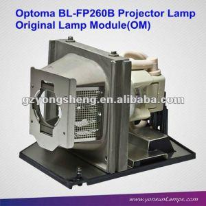 Lámpara para proyector optoma bl-fp260b para ep773/tx773 proyector optoma