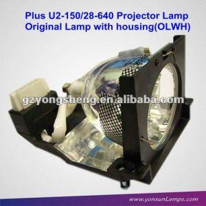La lámpara del proyector para plus u2-150/28-640 lámpara del proyector original con la vivienda ( olwh ) proyector bombilla de la lámpara del proyector