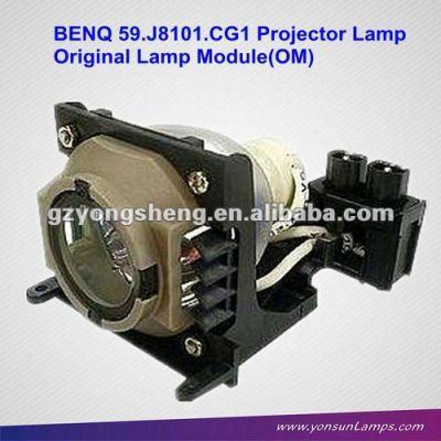 Für benq 5 9. j810 1. cg1 projektorlampe für pb8250, pb8260, pe8265