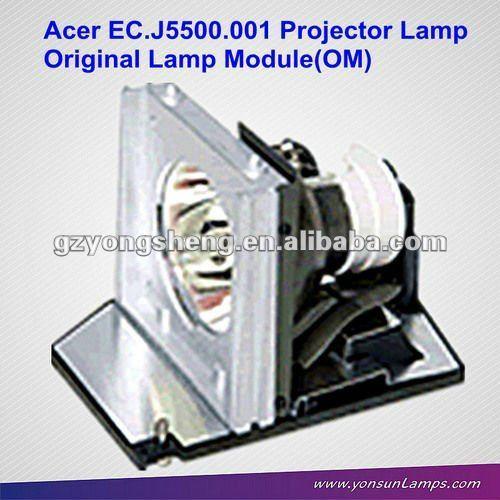 Ec. J5500.001 acer projektorlampe für p5270/p5370 acer projektor