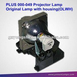 000-049 infocus proyector lámparas para proyector u6-112 shp105