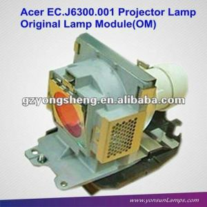 Acer lámpara de proyector parte no. Ec. Para j6300.001 p5270i
