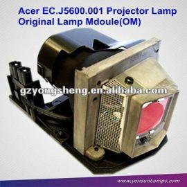 Nuevo original lámpara del proyector de la ce. J5600.001 para acer x1160
