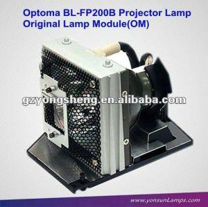 Lampe für projektor optoma dv10 bl-fp200b