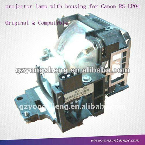 Projektor lampe für canon rs-lp04 xeed x700