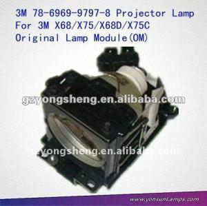Projektorlampe 78-6969-9797-8 anzug für x68/x75 projektor