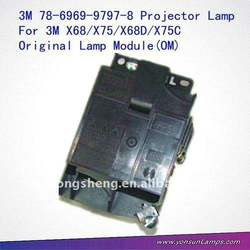 La lámpara del proyector 78-6969-9797-8 juego para x68/x75 proyector