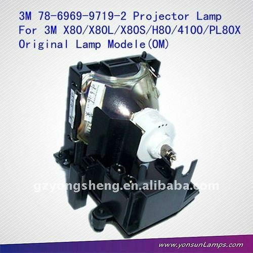 Projektorlampe 78-6969-9719-2 für projektor x80l/mp4100/H80/x80