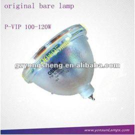 P-vip100/120w 23h osram proyector desnudo de la lámpara original