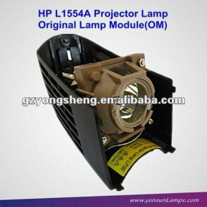 Hp las lámparas del proyector l1554a/l1548a para proyector mp3800