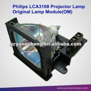 Lámpara del proyector original lca3108 para philips lc 4033-40/4043-40 lc