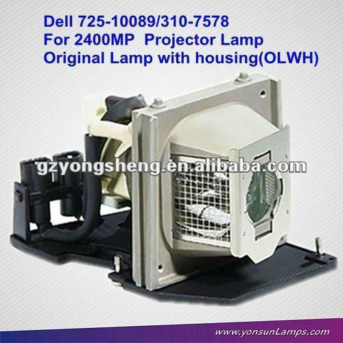 Original projektor lampe 310-7578/725-10089 2400mp für dell