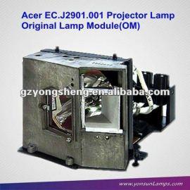 Ec. La lámpara j2901.001 para acer pd726/pd726w proyectores