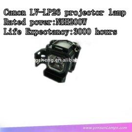 Lv-lp26 proyector de la lámpara para canon con una excelente calidad
