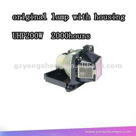 La lámpara del proyector para 725-10092 1100mp dell, 1200mp, 1201mp con una excelente calidad