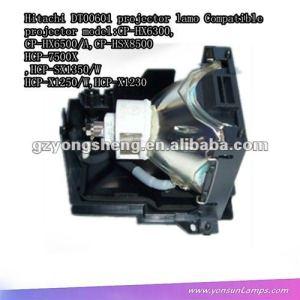 dt00601 proyector de la lámpara para hitachi con un excelente rendimiento