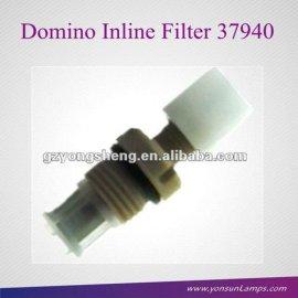 filtro en línea 37940 con de metal para domino deinyección de tinta cij de codificación de laimpresora con material durable