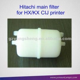 El filtro principal para hitachi hx/kx impresoras de inyección de tinta con una excelente calidad