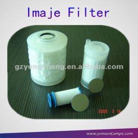 Filtro de industyr para imaje s4/s7/s8 impresoras de inyección de tinta con un rendimiento fiable