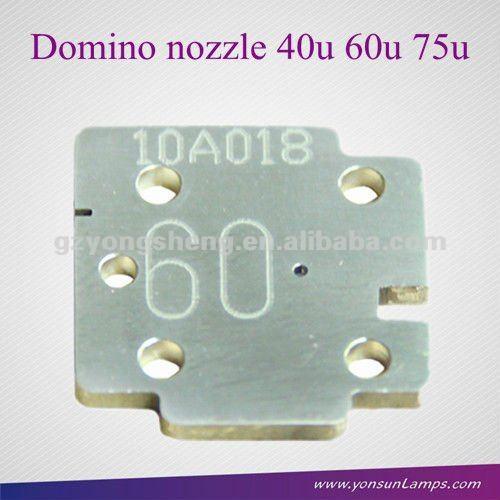 Domino de metal de laimpresora deinyección de tinta de la boquilla 26828 60mic/26829 40mic/26743 75 mic con material durable