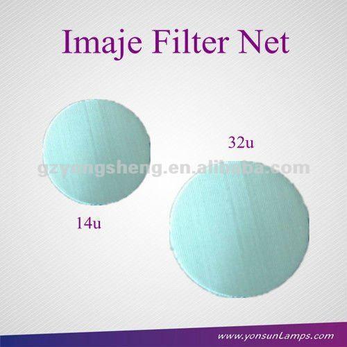 Filtro de red enm17673 14u/enm17674 32u paraimaje deinyección de tinta cij de codificación de laimpresora