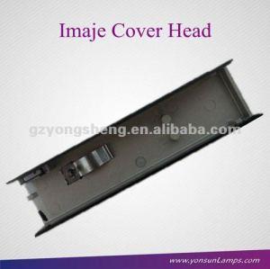 Cubierta de la cabeza enm15885/15886 para imaje de inyección de tinta cij de codificación de la impresora