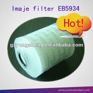 tinta blanca del filtro para enm5553 s4 imaje impresoras de inyección de tinta con un rendimiento fiable