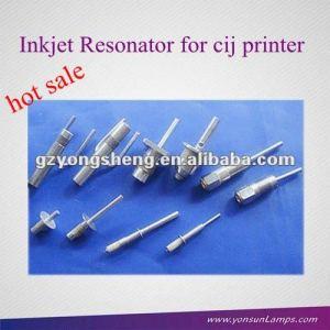 resonador de inyección de tinta de inyección de tinta para impresoras cij con un rendimiento duradero