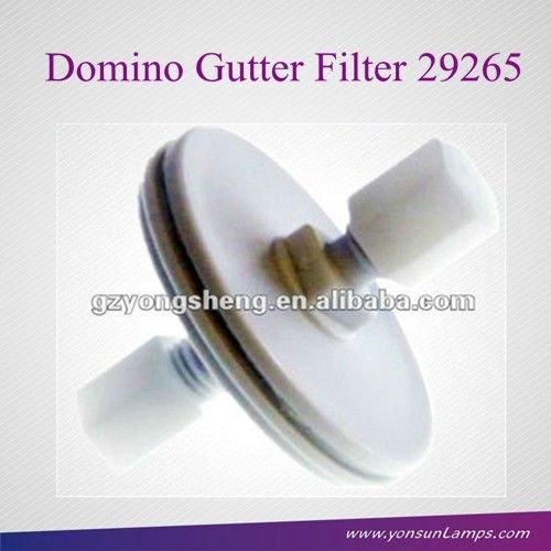 el canal de filtro 29265 20 mircon con de metal para domino de inyección de tinta cij de codificación de la impresora