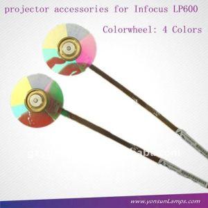 de accesorios para proyector infocus para lp600 colorwheel