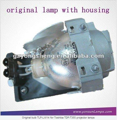 Tlp-lw14 für toshiba tdp-tw355u projektorlampe