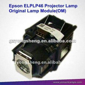 Lampe de projecteur original elplp46/ampoule pour eb-g5200