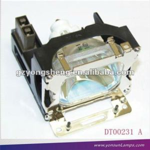 Lampe de projecteur dt00231 for cp-s860/cp-x 958