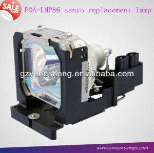 مصباح ضوئي لسانيو poa-lmp86 للتعديلتناسب plv-z3 بروجكتور سانيو