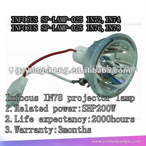 SP-LAMP-025 مصباح بروجيكتور لبروجكتور IN76