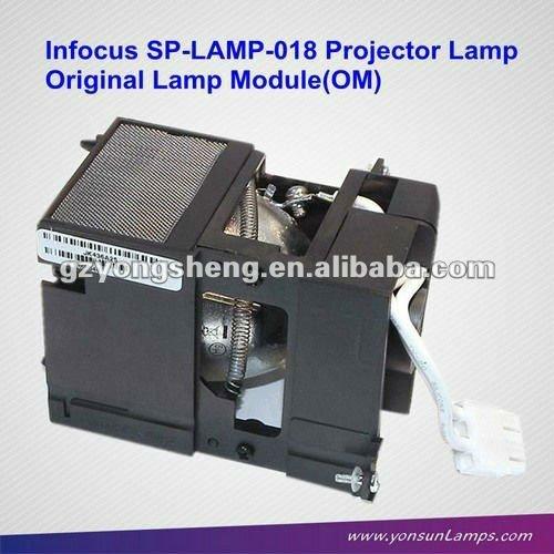 مصباح بروجيكتور العالمية SP-LAMP-018 لLPX2 تحت المجهر