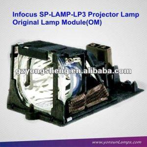 مصباح بروجيكتور SP-LAMP-LP3 مع الإسكان للالإسقاط LP330/LP335