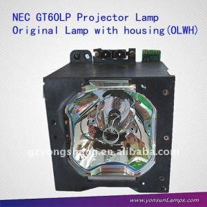 nec مصباح بروجيكتور تناسب gt60lp gt6000 بروجكتور nec