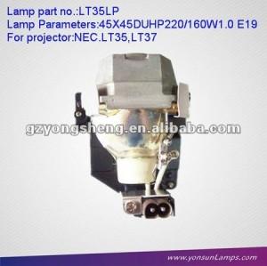 الزئبق مصباح ضوئي لnec lt35lp lt35/ lt37