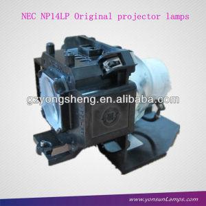 مصباح ضوئي nec np14lp، np14lp
