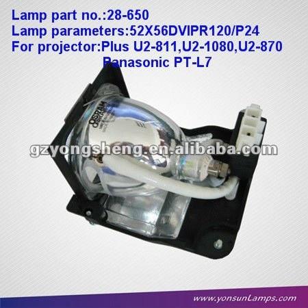تعزيز العرض المصابيح 28-650 لU2-1080 + السكن العرض