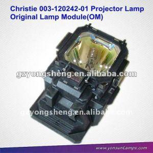 كريستي العرض مع مصابيح الإسكان 003-120242-01 لLX380، LX300