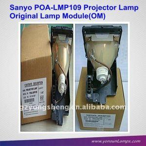 الأصلي المصابيح ضوئي سانيو poa-lmp109( om)