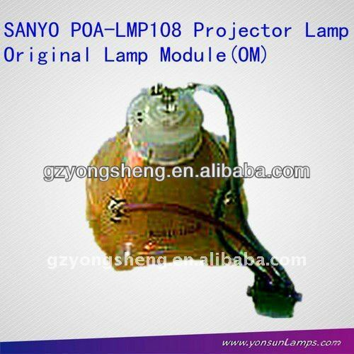 الأصلي مصباح ضوئي سانيو poa-lmp108 العاريةالعلامة/ المصابيح