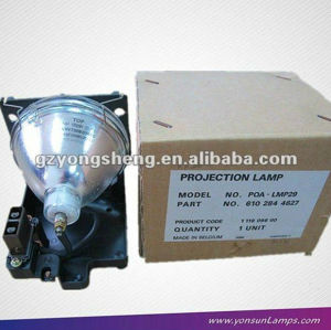 uhp150w1.3 p23 poa-lmp29 مصباح ضوئي لسانيو plc-xf21/ plc-xf20