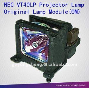 مصباح ضوئي لnec vt40lp vt440/ k، vt450 الإسقاط المصابيح المصابيح