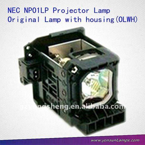 nec مصباح ضوئي لnec np1000 np01lp، np2000/ + بروجكتور